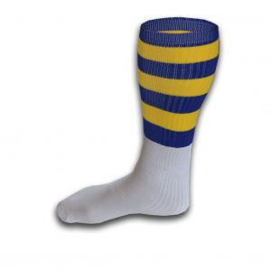 Hurling Socks Blue Yellow