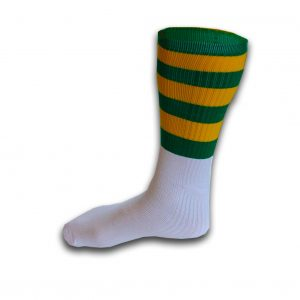 Hurling Socks Green Yellow