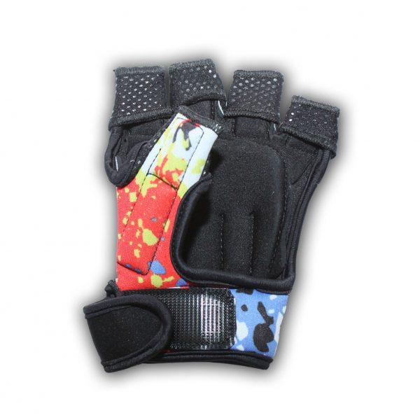 Hurling Gloves - Multi Colour