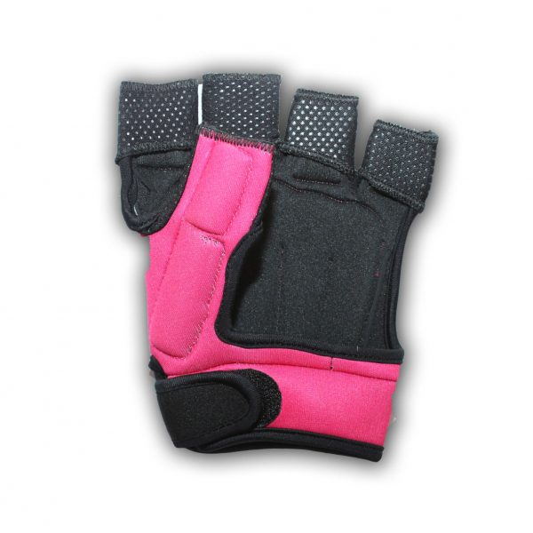 Hurling Gloves - Pink