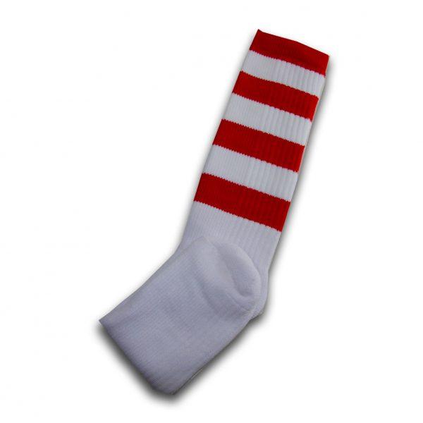 Hurling Socks Red White