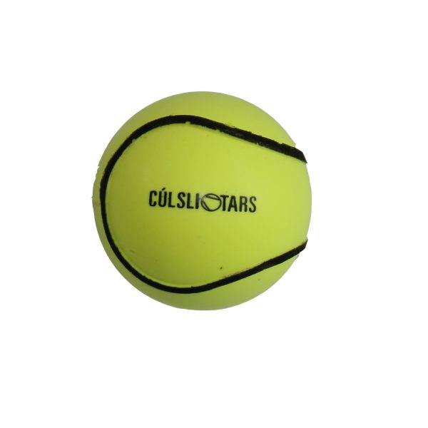 Hi Viz Sliotars for Sale Yellow Cul Sliotar