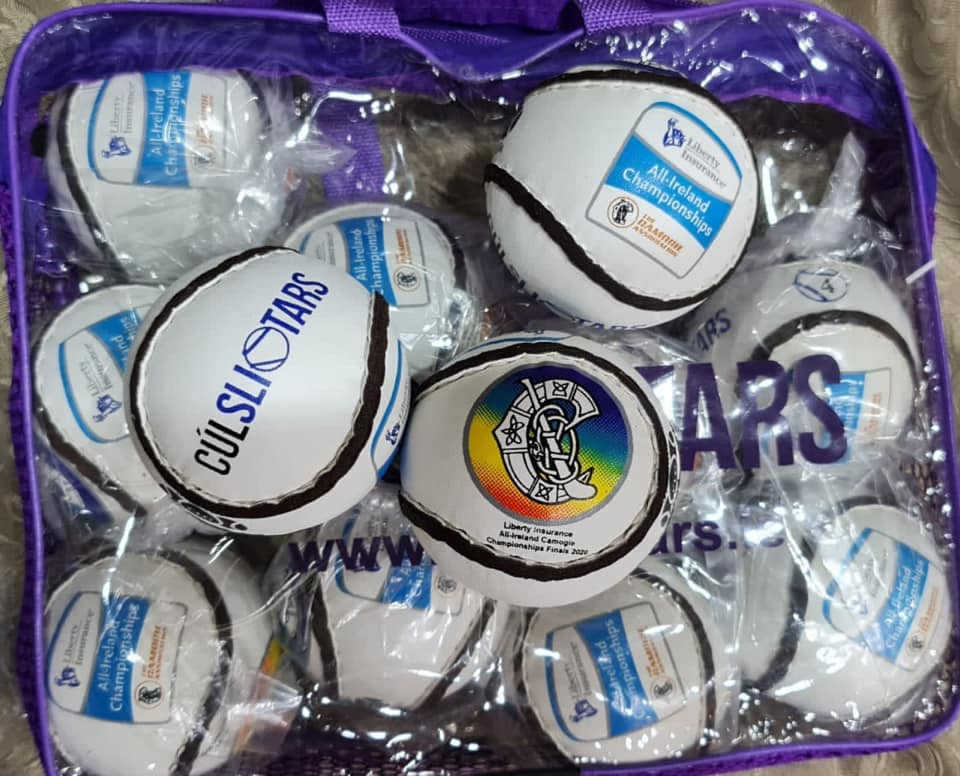 Official All Ireland Camogie Sliotar
